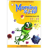 Morning Graded Readers - Elementary Level 3  (5 Books / DVD)