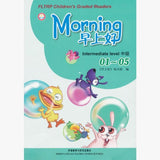 Morning Graded Readers - Intermediate level 1 (5 Books / DVD)