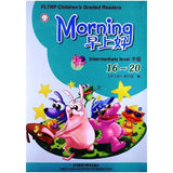Morning Graded Readers - Intermediate level 4 (5 Books / DVD)