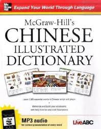 McGraw-Hill's Chinese Illustrated Dictionary