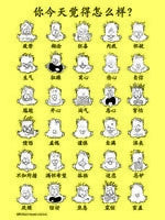 Ni Jin Tian Jue De Zen Me Yang? / How Are You Feeling Today? (Poster)
