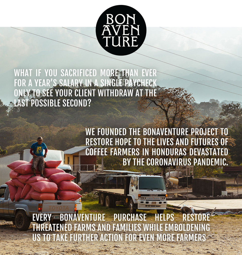 Bonaventure Coffee Project
