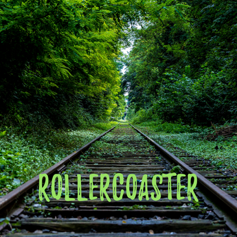 Rollercoaster (ups and downs of life)