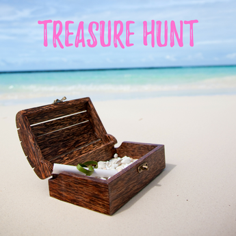 Treasure Hunt (setting positive intentions)