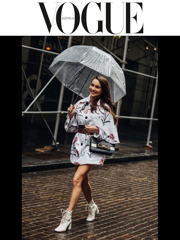 Daniella Shevel Shoes Vogue Austrialia Press