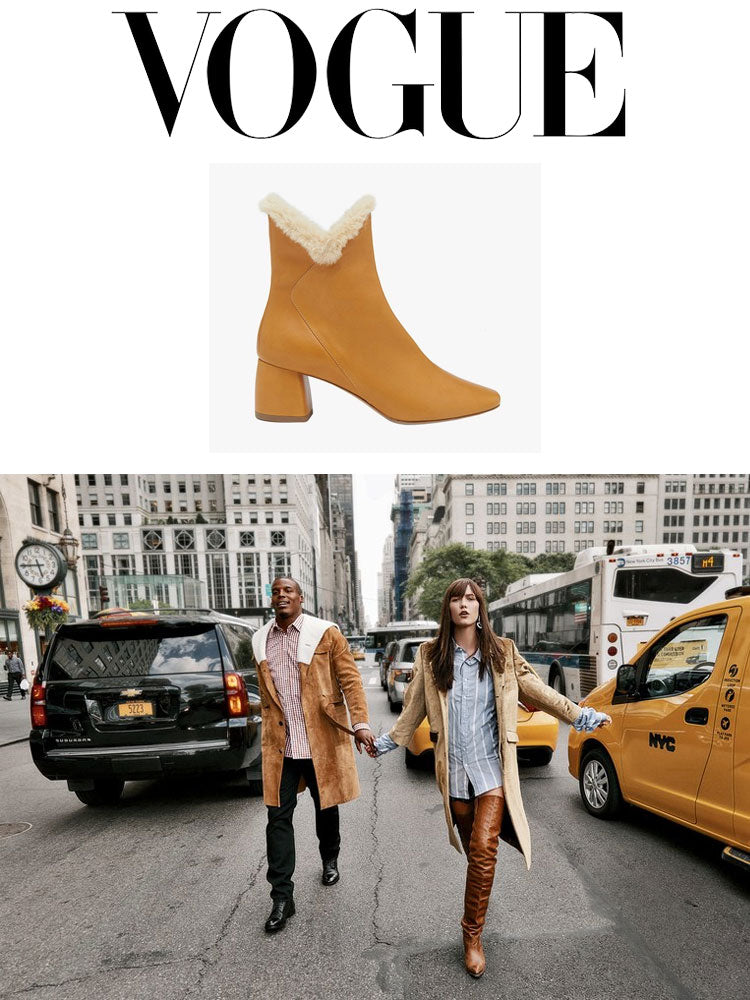 Daniella Shevel Shoes Vogue Press