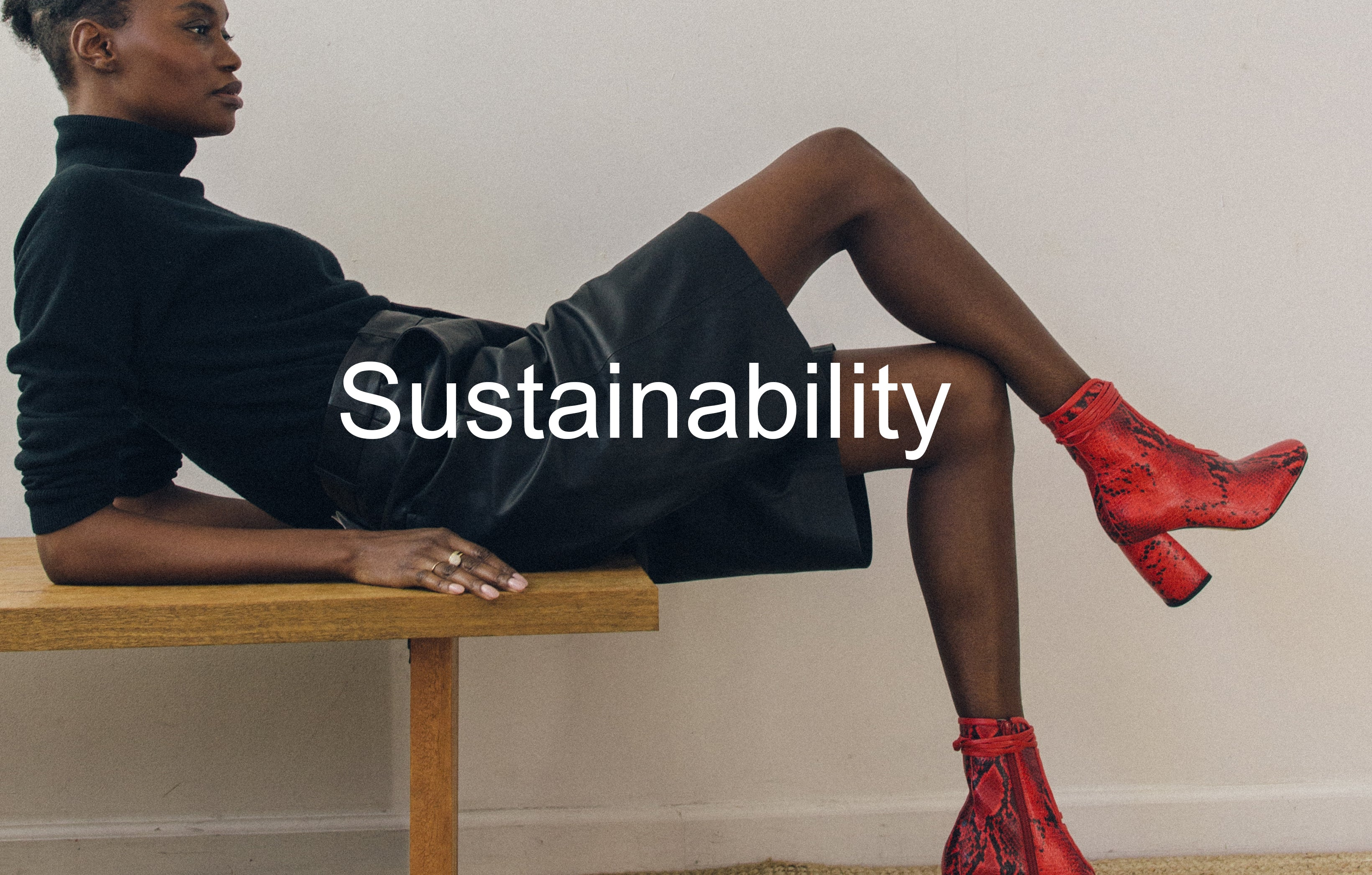 Shop sustainable fashion shoes from Daniella Shevel