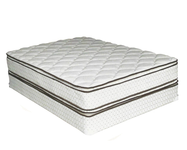 Country Comfort Two sided Traditional Pillow Top Mattress