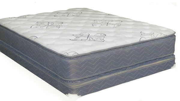 Country Comfort Two sided Firm Pillow Top Mattress