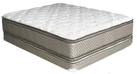 Country Comfort Two sided Plush Pillow Top Mattress