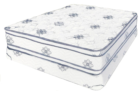 Country Comfort Two sided Latex Euro Top Mattress