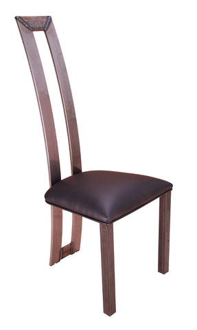 Fuzed Side Chair