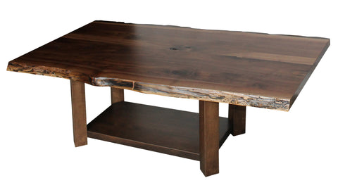 Romance Walnut Coffee Table