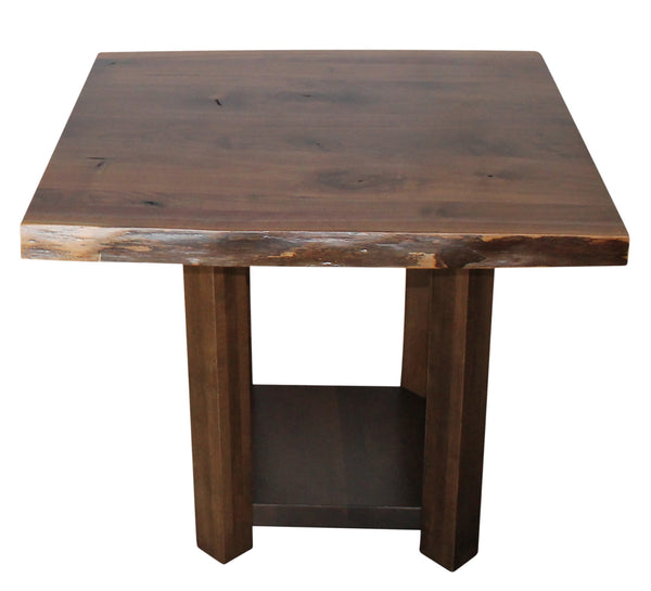 Romance Walnut End Table