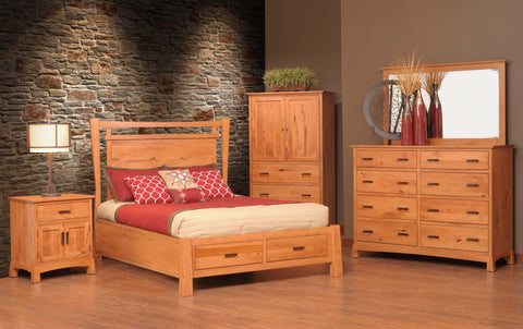 5 Piece Catalina Bedroom Suite