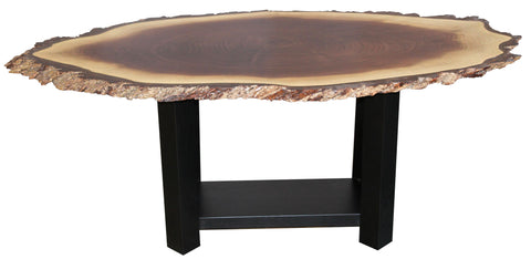 Heritage Walnut Coffee Table