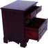 Elegant River Bend- 3 drawer Nightstand