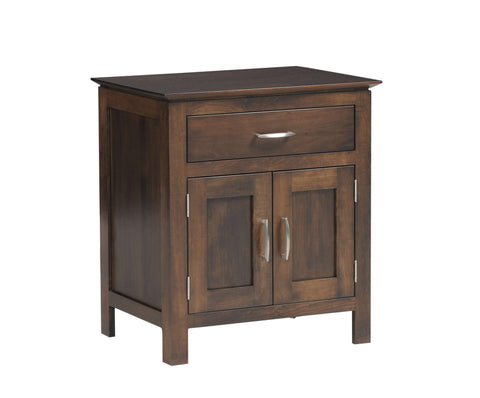 Highland Park - 2 Door Nightstand