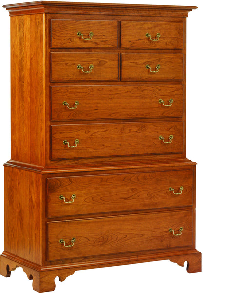 Elegant River Bend- 2 Piece Chest of Drawers