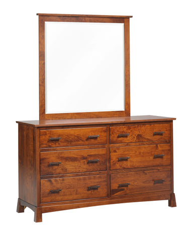 Catalina Low Dresser Mirror