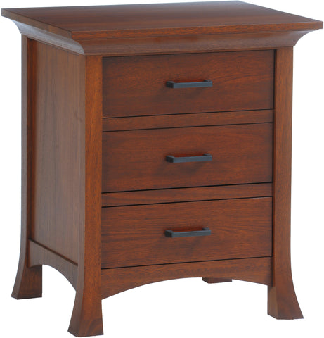 Oasis Nightstand - 3 Drawer