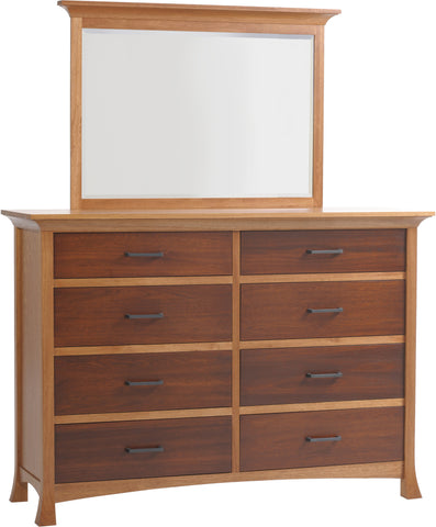 Oasis High Dresser 1in Mirror