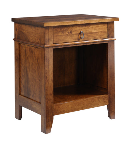 Tucson 1 Drawer Nightstand