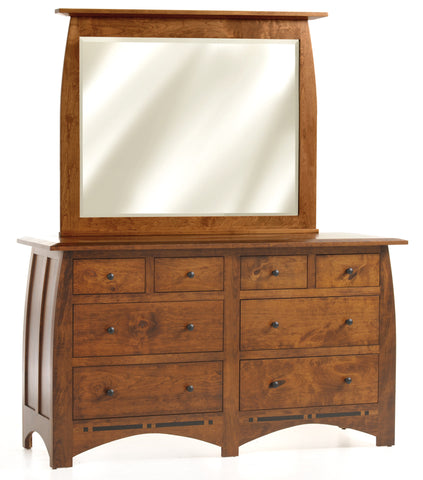 Vinyard Low Dresser Mirror
