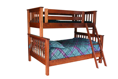 Mission Bunk Bed - Twin/full