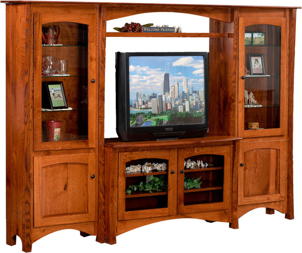 Master Style Entertainment Center