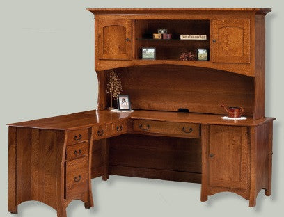 Master Corner Desk-Right