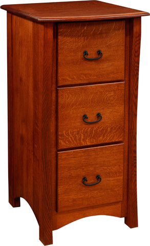 Master Lateral 3 drawer File Cabinet