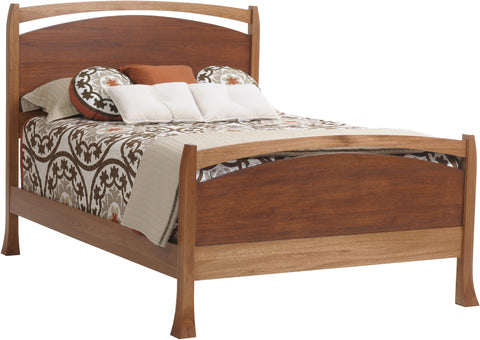 Oasis Panel Bed