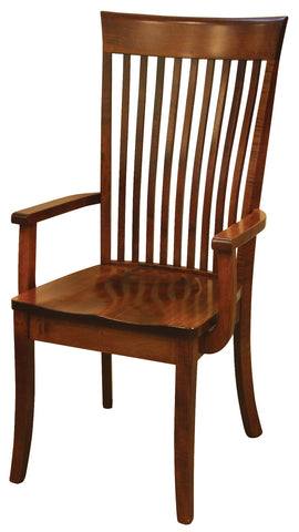 Old World Shaker Chair