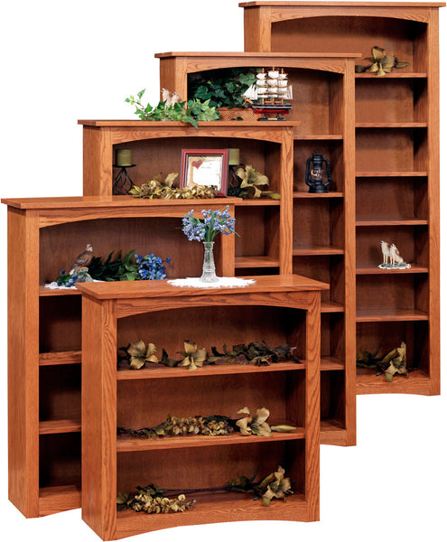 "Shaker Bookcases 36"" wide"