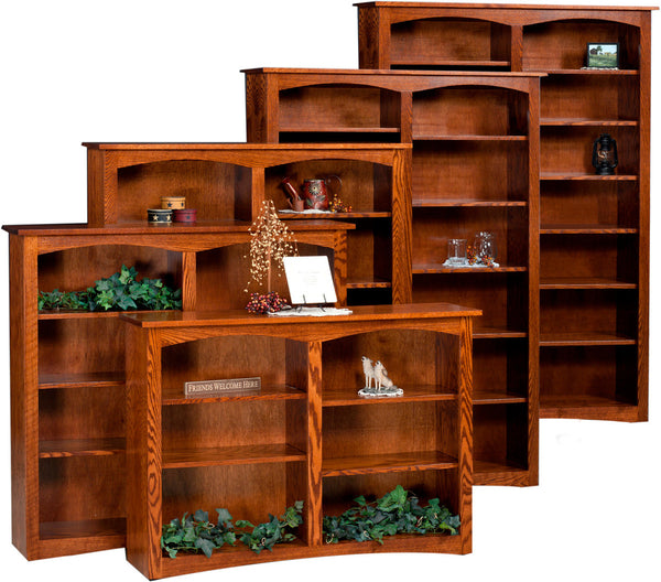 "Shaker Bookcases 48"" wide"