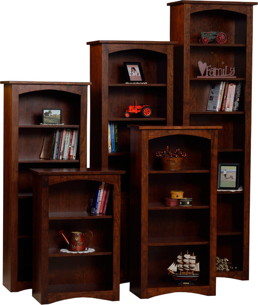 "Shaker Bookcases 24"" wide"