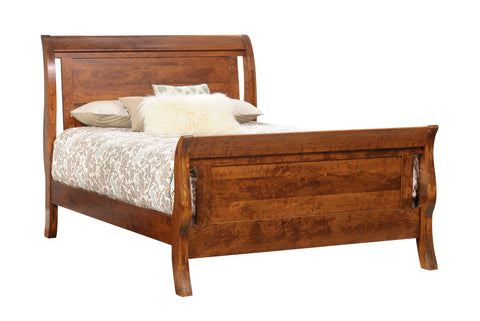 Tucson Sleigh Bed