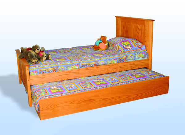 Trundle Bed Unit- Twin