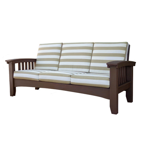 Cypress Mission Sofa