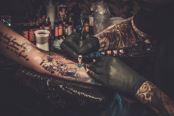 Natural Tattoo Healing: Tattoo After-Care Without The Synthetics