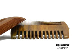 Primitive Outpost beard combs
