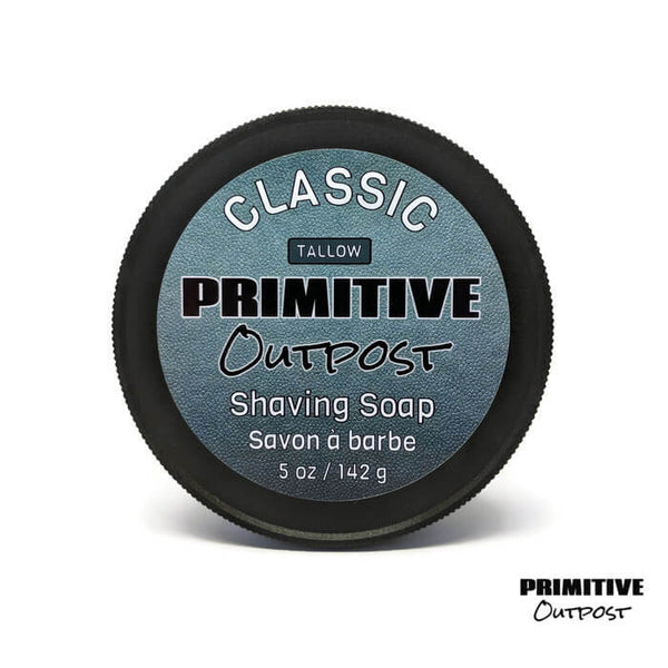 Primitive Outposts Classic Scent Shave Soap