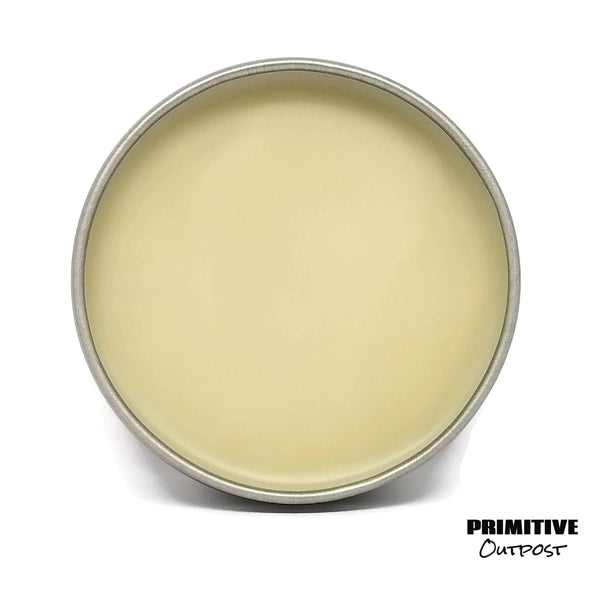 Citrus Mint Conditioning Balm open