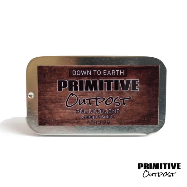 Down to Earth Solid Cologne