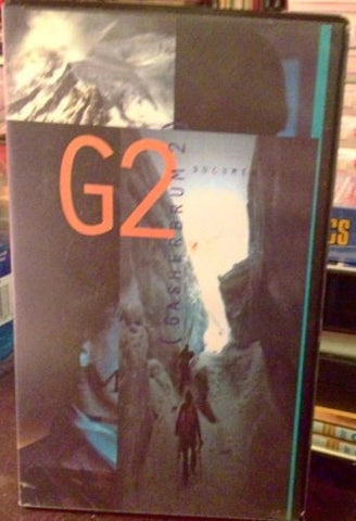 gasherbrum 2 G2 a climbing journal vhs thom pollard