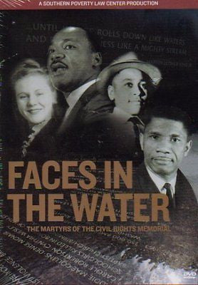 Faces in the Water: The Martyrs of the Civil Rights Memorial / NEW