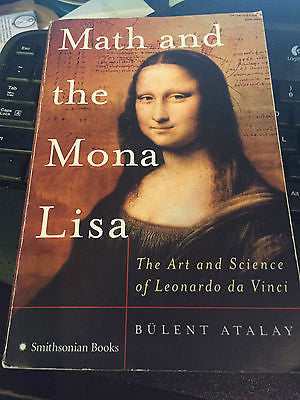 MATH AND THE MONA LISA  BULENT ATALAY (PAPERBACK)