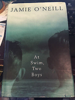At Swim, Two Boys 1st edition British hardcover