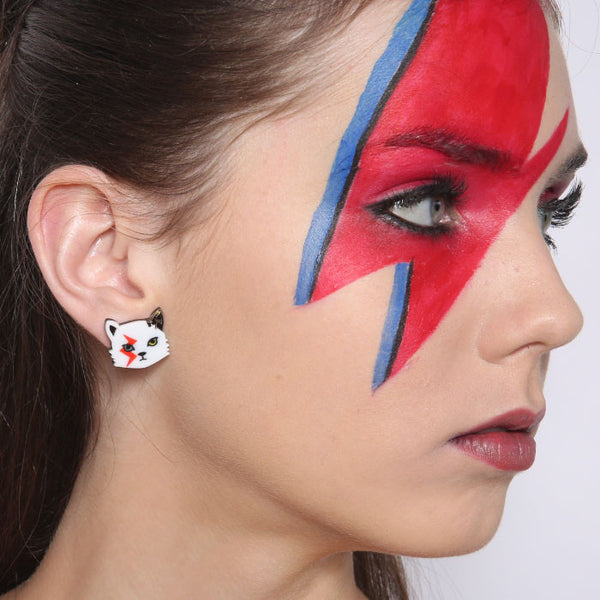 Rebel Rebel Earrings ~ Erstwilder